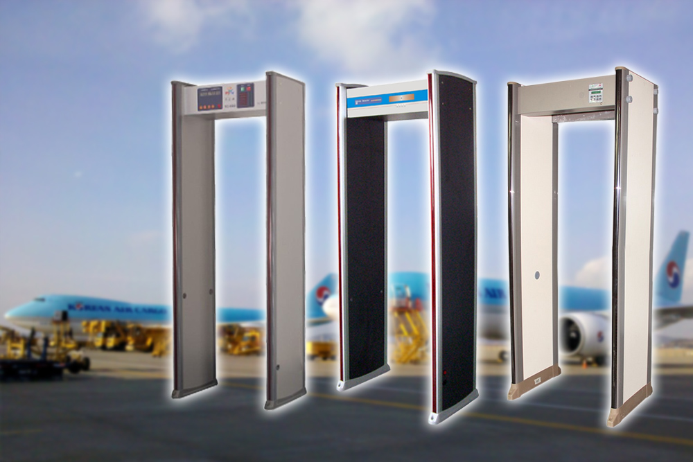 Keene Engineering Teach You How to Select Good Quality Walkthrough Security Gate