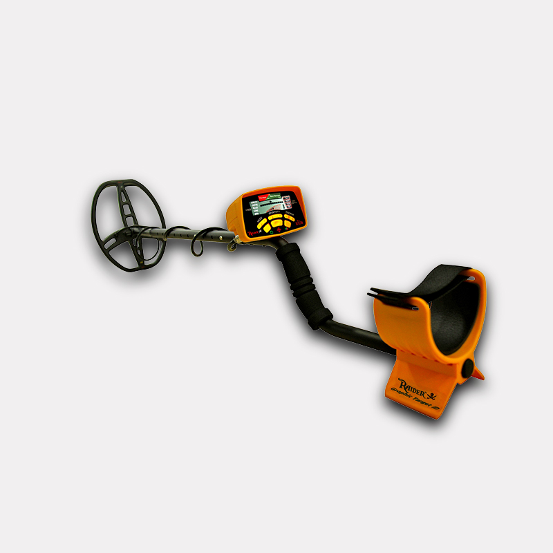 ground balance metal detector
