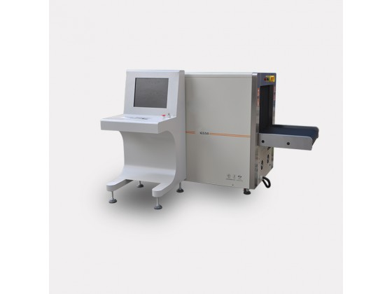 PD-6550 X-ray baggage scanner