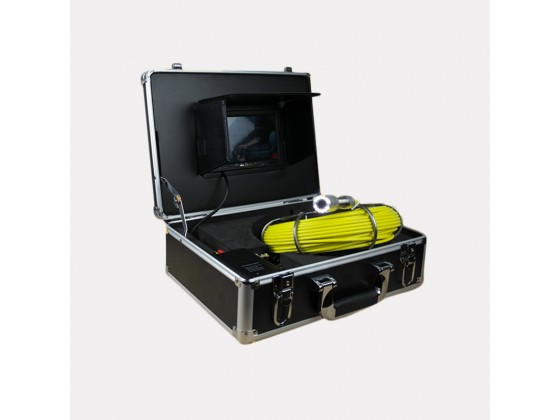 Mini Drain Camera in Pipe Inspection Camera System with DVR and Monitor Pipe inspection detector